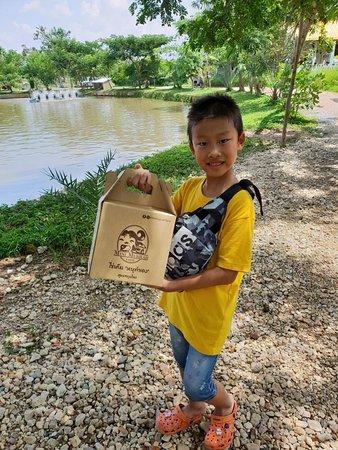 Ban Pho, Thailand: มินิมูร่าห์ฟาร์ม