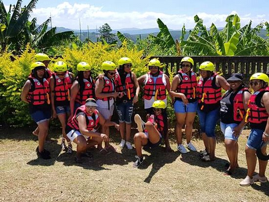 Lowveld Extreme Adventures: Girls out for Tubing #Geckoing