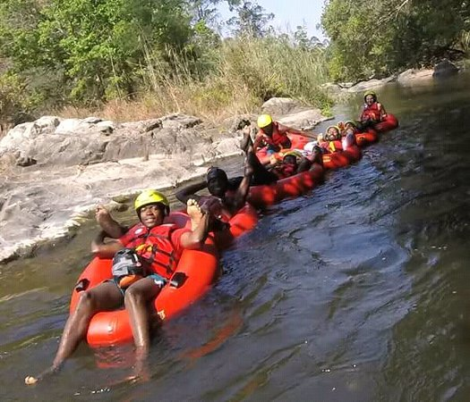 Lowveld Extreme Adventures: Barchelor group for Tubing #Geckoing