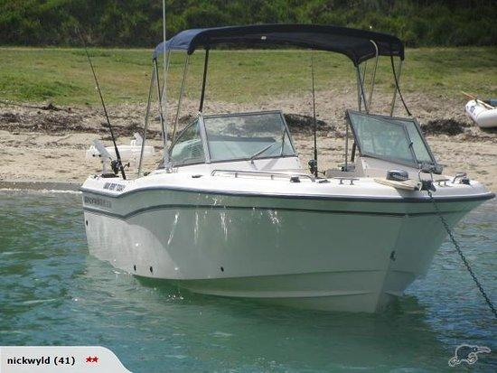 Aucland Boat Rentals
