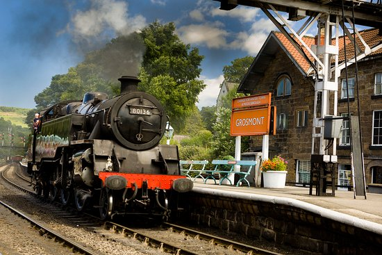 North York Moors National Park, UK: Grosmont
