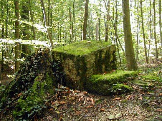 Heubach, Deutschland: Steinquader