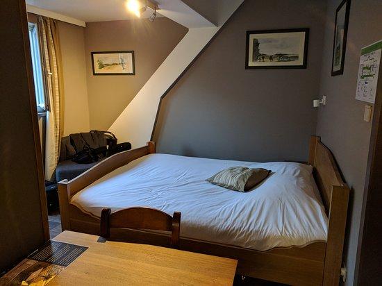 Corbais, Belgium: chambre double