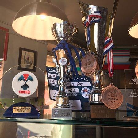 Championnat du monde Roma 2018