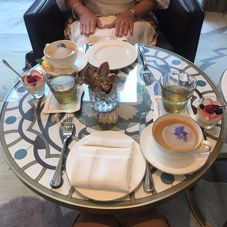 Beautiful Afternoon Tea