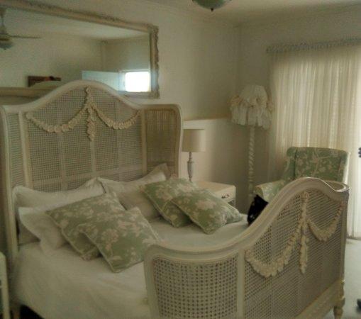 Greyton, Afrika Selatan: Comfortable bed that ensures a great night's rest