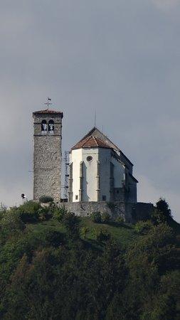Pieve di San Floriano - Vista desde Illegio