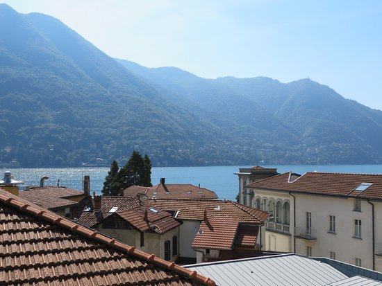 Grand Hotel Imperiale : View over the rooftops