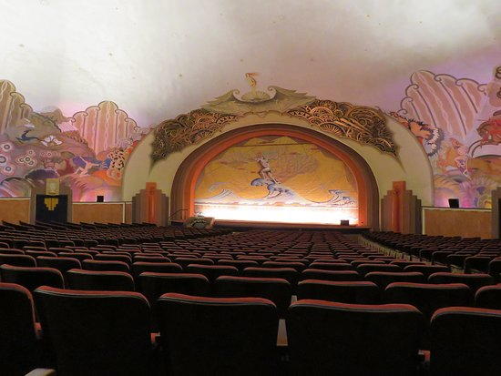 Catalina Island Casino: The Nearly 100 Year Old Theater Inside