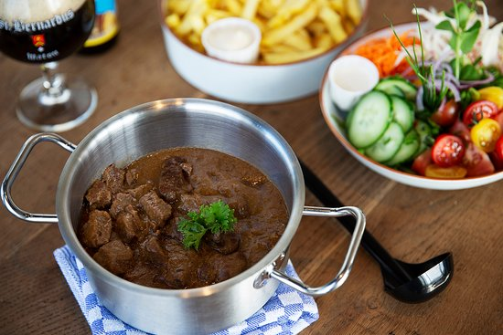 Watou, เบลเยียม: Food