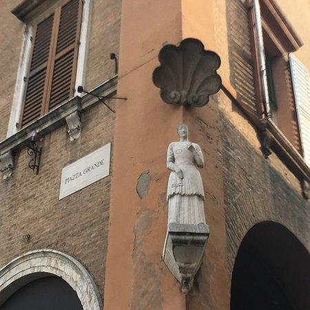 La Statua della Bonissima