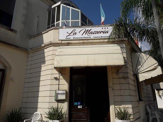 Cocumola, Italie : La Masseria