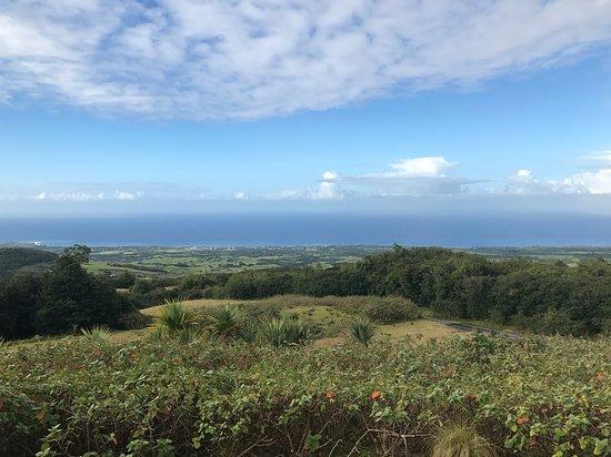 Sainte-Anne, Reunion Island: Vue de la chambre