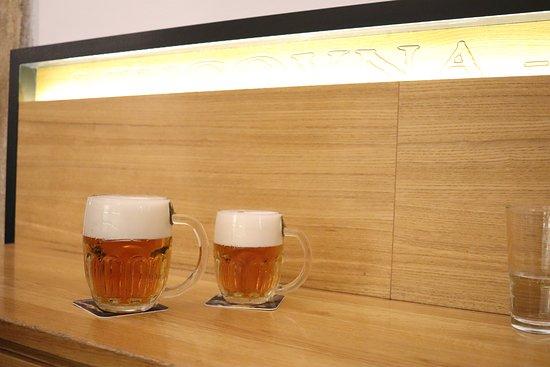 Restaurace MINCOVNA: Pilsner Urquell