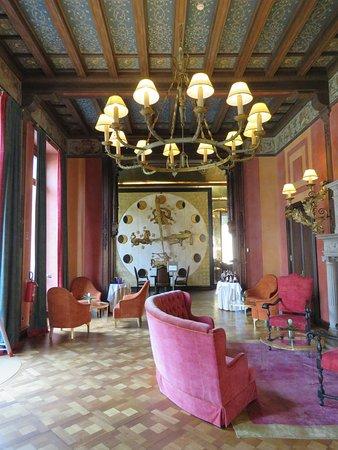 Blevio, Italy: The bar