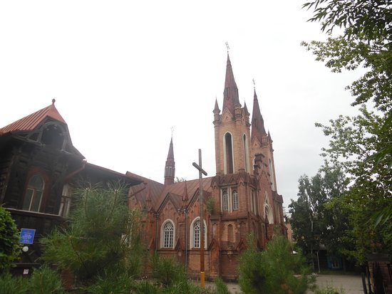 Catholic Cathedral of the Transfiguration
