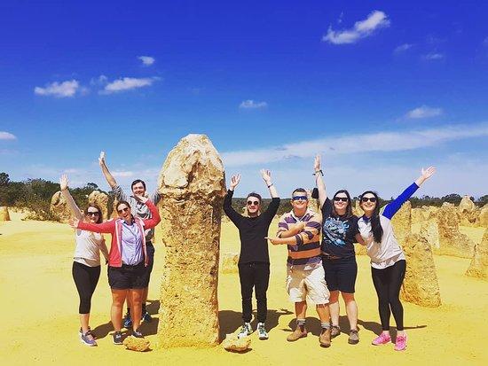 Osborne Park, Australia: The Crews Favourite Pinnacle