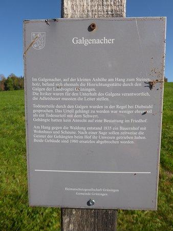 Bilde fra Grüningen