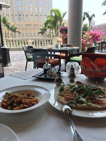 Portofino: 意粉+PIZZA