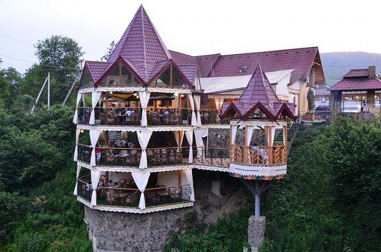 Sheshory, Ukraina: Аркан