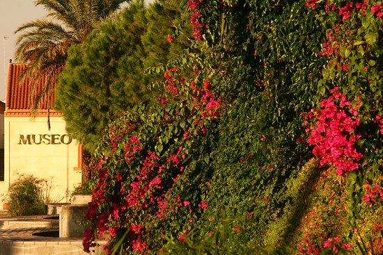 Alcala de Guadaira, Espagne : Fachada del Museo desde el Parque Centro