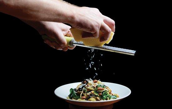 Danu at The Brehon: De Cecco Organic Spaghetti Pasta