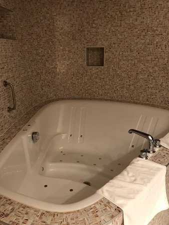 Ede, Nederland: Jacuzzi/Bubbelbad (2pers)