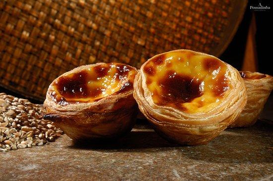 Montemor-o-Velho, โปรตุเกส: O melhor Pastel de Nata, só n'A Pousadinha!