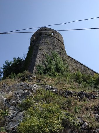 Castello Pandone: Torre