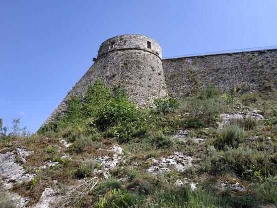 Castello Pandone: Vista parziale del Castello
