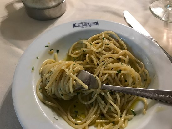Ponte a Moriano, Italië: Pasta Vorspeise
