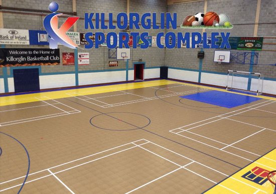 Killorglin, Irlandia: oursports complex