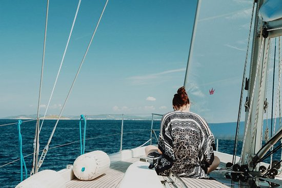 Solta, Chorwacja: Find your own piece while sailing and connecting with our mother Nature...
