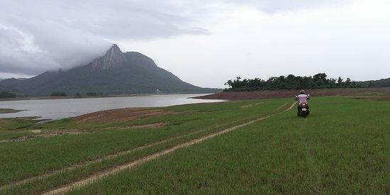 Kanjirapuzha dam ,Mannarkkad