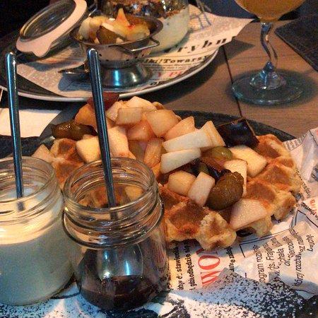 Gran desayuno en Cracovia !