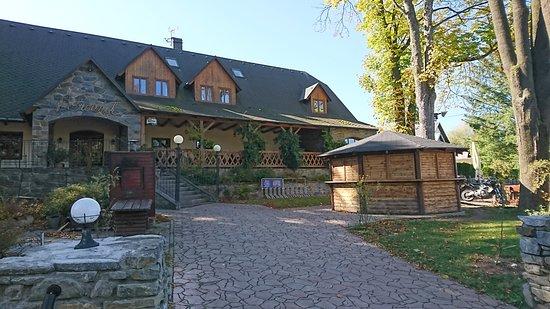 Lipova Lazne, República Checa: Exteriér 2