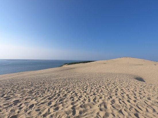 La Teste-de-Buch, Frankrike: La Dune