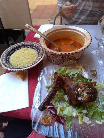 Enfin une excellente cuisine Orientale