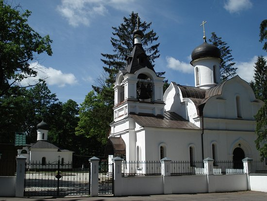 St. Sergius Church
