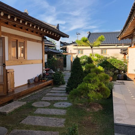 Wonderful guesthouse in Gyeongju
