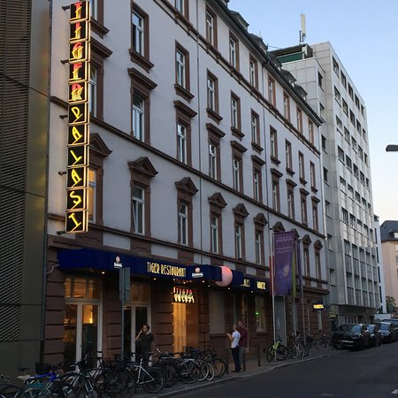Tiger Palast Frankfurt