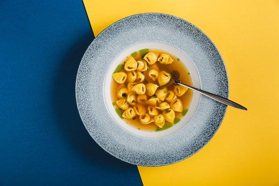 Parma Ham Tortellini