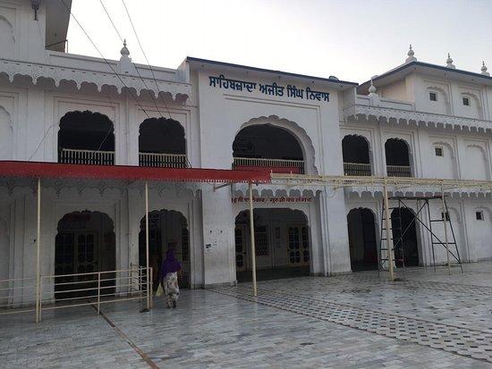 Gurdwara Sri Teer Garhi Sahib