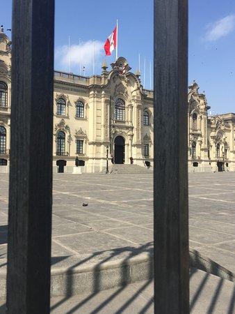 Presidential Palace (Palacio de Gobierno): Presidential Palace
