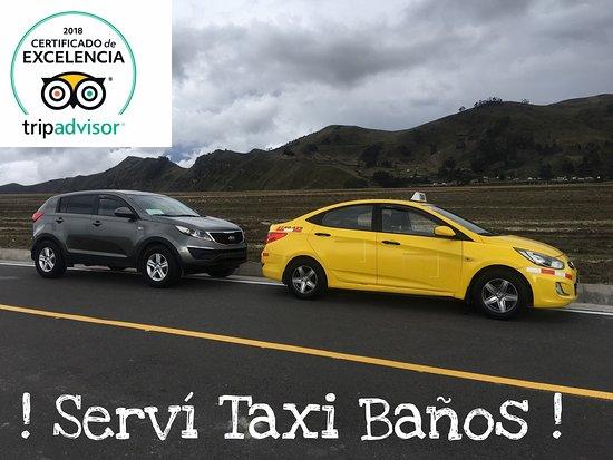 Servi Taxi Banos