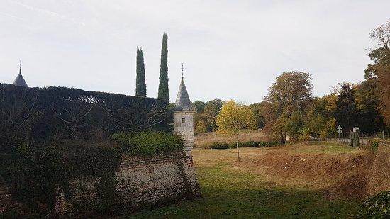 Thiron-Gardais, França: Jardins Thematiques de l'Abbaye