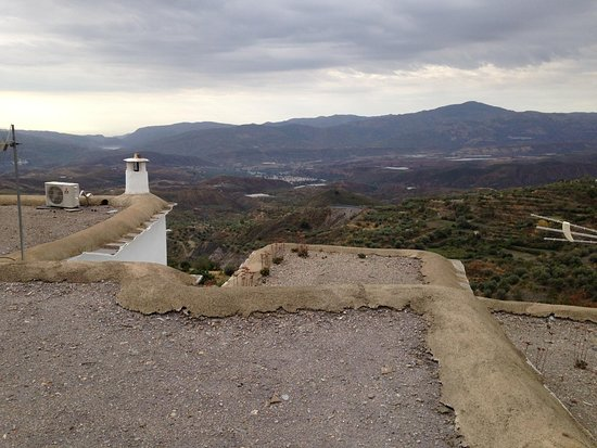 Mairena, Spain: view from the bedroom