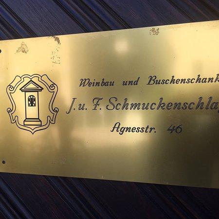 Weinbau Schmuckenschlager Klosterneuburg Restaurant Reviews