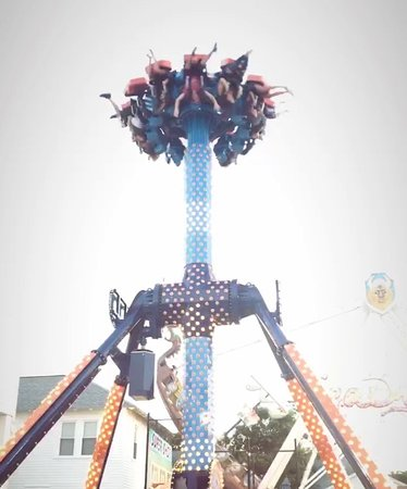 Funland: One of the rides