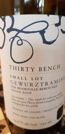 Ảnh về Thirty Bench Wine Makers